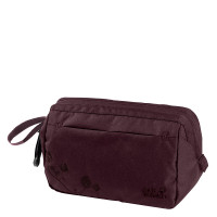 Jack Wolfskin Space Talent Washbag Burgundy