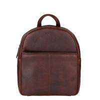 Burkely Antique Avery Backpack Tablet Brown