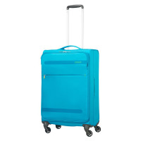 American Tourister Herolite Super Light Spinner 67 Mighty Blue