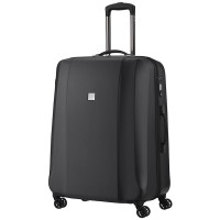 Titan Xenon Deluxe 4 Wheel Trolley M+ Expandable Graphite