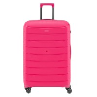 Titan Limit 4 Wheel Trolley M Expandable Pink