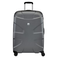 Titan X2 Flash 4 Wheel Trolley L Gunmetal Shark