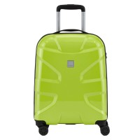 Titan X2 Flash 4 Wheel Trolley S Lime Green