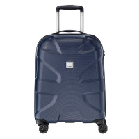 Titan X2 Flash 4 Wheel Trolley S Navy