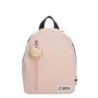Zebra Trends Kinder Rugzak S Sparkle Pink