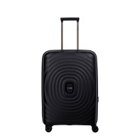 Titan Looping 4 Wiel Trolley M Expandable Black