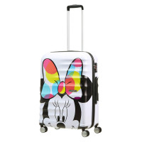 American Tourister Wavebreaker Disney Spinner 67 Minnie Close-Up