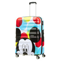 American Tourister Wavebreaker Disney Spinner 77 Mickey Close-Up
