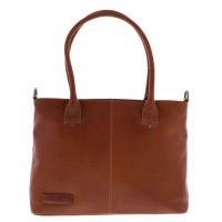"Plevier Fluxgate Dames Tote Bag 14"" Bruin"