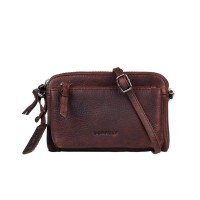 Burkely Antique Avery Mini Bag Schoudertas Brown