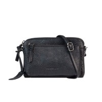 Burkely Antique Avery Mini Bag Schoudertas Black