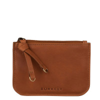 Burkely Sylvie Star Mini Wallet Cognac 873036