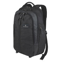 "Victorinox Altmont 3.0 Vertical-Zip Laptop Backpack 17"" Black"