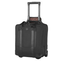 "Victorinox Lexicon Professional Shenton 14.1"" Laptoptrolley Black"