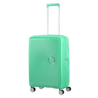 American Tourister Soundbox Spinner 67 Exp. Deep Mint