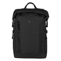 Victorinox Altmont Classic Rolltop Laptop Backpack Black