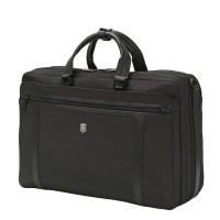 Victorinox Werks Professional 2.0 2-Way Carry Laptop Bag Black