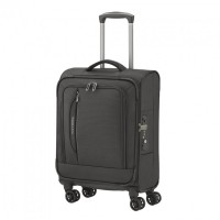 Travelite CrossLite 4 Wheel Trolley S Black