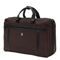 Victorinox Werks Professional 2.0 2-Way Carry Laptop Bag Dark Earth
