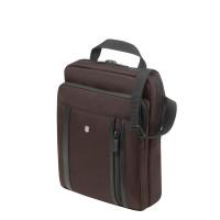 Victorinox Werks Professional 2.0 Crossbody Laptop Bag Dark Earth