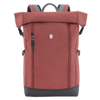 Victorinox Altmont Classic Rolltop Laptop Backpack Burgundy