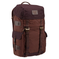 Burton Annex Pack Rugzak Cocoa Brown Waxed Canvas