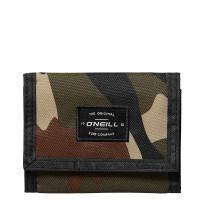 O'Neill BM Wallet Portemonnee Green AOP