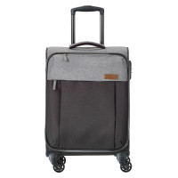 Travelite Neopak 4 Wheel Trolley S Anthracite/Grey