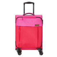 Travelite Neopak 4 Wheel Trolley S Red/Pink