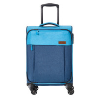 Travelite Neopak 4 Wheel Trolley S Navy/Blue