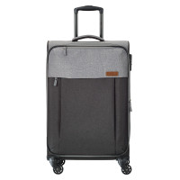 Travelite Neopak 4 Wheel Trolley M Anthracite/Grey