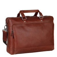 Leonhard Heyden Dakota Laptoptas Chestnut 7562