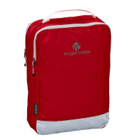 Eagle Creek Pack-It Specter Clean Dirty Cube Organizer Volcano Red