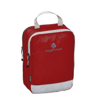 Eagle Creek Pack-It Specter Clean Dirty Half Cube Volcano Red