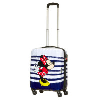 American Tourister Legends Disney Spinner 55 Alfatwist 2.0 Minnie Kiss