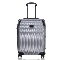 Tumi Latitude International Slim Carry-On Silver
