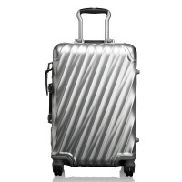 Tumi 19 Degree Aluminium International Carry-On Silver