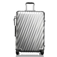 Tumi 19 Degree Aluminium Short Trip Packing Case Silver