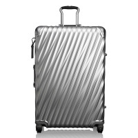 Tumi 19 Degree Aluminium Extended Trip Packing Case Silver