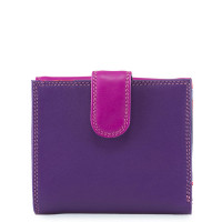 Mywalit Tab And Flap Wallet Portemonnee Sangria Multi