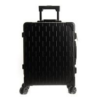 """Alumaxx Handbagage Trolley 20"""" 2495 Zwart"""
