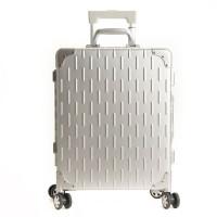 """Alumaxx Handbagage Trolley 20"""" 2495 Zilver"""