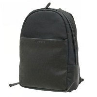 "Davidt's Berkeley Back Bag 15"" Black"