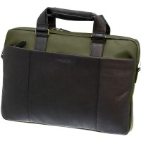 "Davidt's Berkeley Laptopbag 15.6"" Olive"