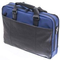 "Davidt's Berkeley Laptopbag 17"" Navy"