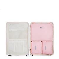 SuitSuit Fabulous Fifties Packing Cube Set Medium 66 cm Pink Dust