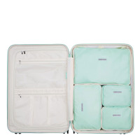 SuitSuit Fabulous Fifties Packing Cube Set Large 76 cm Luminous Mint