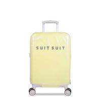 SuitSuit Fabulous Fifties Beschermhoes 55 cm Mango Cream