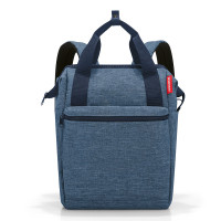 Reisenthel Allrounder R Backpack Twist Blue