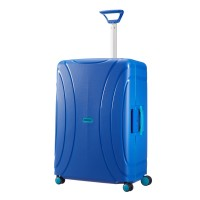 American Tourister Lock 'N' Roll Spinner 69 Skydiver Blue